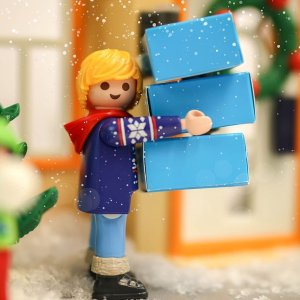 30% Off for $50Playmobil Kids Toys Cyber Monday Sale