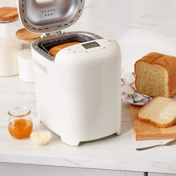 AmazonBasics 2磅不粘面包机