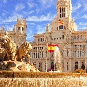 含往返航班+2晚标准间,多地出发西班牙 马德里