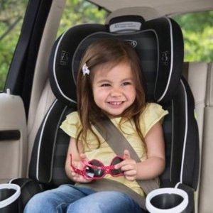 $299.99包邮(原价$429.99)Graco 4EVER 四合一宝宝安全座椅 0-12岁一步到位