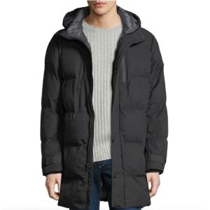 $57.25(原价$269) 提前囤白菜价:MICHAEL Michael Kors 男士保暖外套