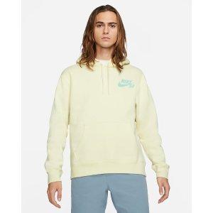 NikeSB Icon Pullover Skate 卫衣