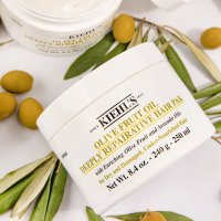 Kiehl's Since 1851 橄榄水果油修复发膜
