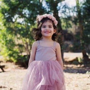 加拿大黑五:Pastourelle、 Iris&Ivy 儿童公主裙热卖   仙气满满哟