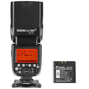 美版Godox VING V860IIS TTL Li-Ion 閃光燈