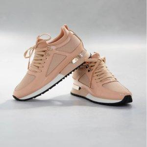 无门槛7.5折Mallet 英国伦敦轻奢品牌 经典皮革运动鞋、袜靴热卖中