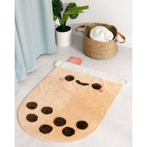 SMOKOPearl Boba Tea Bath Mat