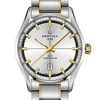 Extra 20% OffCertina Men's DS 1 Powermatic 80 Watch C029-407-22-031-00
