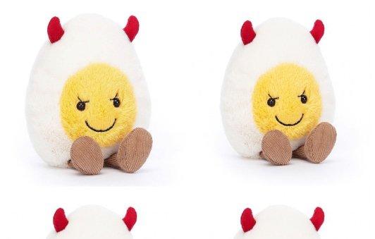 Jellycat 新品图鉴 恶魔鸡蛋、红伞伞等萌物都有哦Jellycat 新品图鉴 恶魔鸡蛋、红伞伞等萌物都有哦