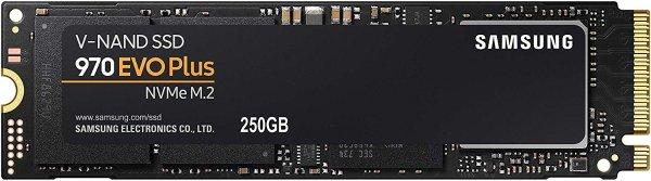 970 EVO Plus M.2 2280 250GB 固态硬盘