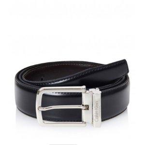 低至39折+额外75折 £33收纯皮腰带史低价:Calvin Klein 皮带钱包热卖 送礼必备