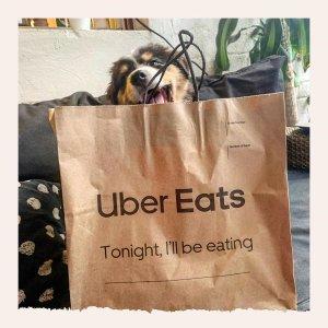 满$10送100Delivery FeesUber Eats 线上订餐满送优惠开启 限时1个月