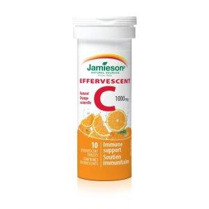 抗氧化剂源,维持身体健康维生素C | 泡腾片 10片