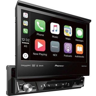 老车专用 单PIN接口外挂式Pioneer 7吋 Android Auto/Apple CarPlay 触摸娱乐系统