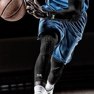 $12.6起(原价$39.99)McDavid 六角护膝套装多色选 让运动更安全