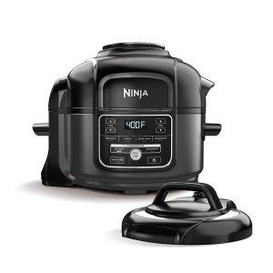 限今天:Ninja Foodi 5夸脱  7合1可编程压力油炸锅 可用作慢炖锅