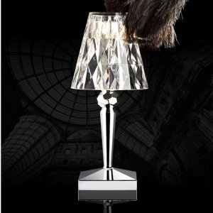 一律9折 收甜茶同款水晶灯Kartell 意大利创意家居 攻陷时尚圈的七彩世界 点亮你的小窝