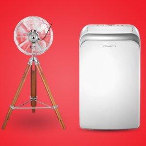 限时9折 收戴森净化风扇DARTY 空气净化器、电扇等闪促 夏天不仅有冰冰的饮料