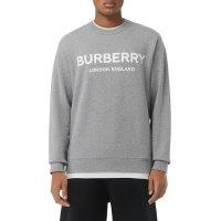 Burberry logo 卫衣
