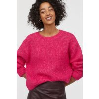 H&M 混羊毛毛衣