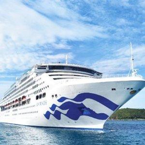 最高6折+免费房型升级+三人以上$99公主邮轮独家加勒比海航线惊喜促销