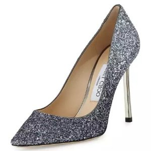 e2df0307b5a5 Jimmy ChooGet  50 GC or double  100GCRomy Gradient Glitter Pointed-Toe  100mm Pumps