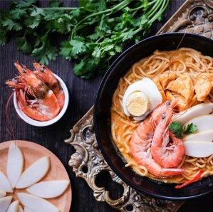 $3.99 不出家门也能拥有全球排名第一的方便面:Prima Taste 新加坡百胜厨方便面