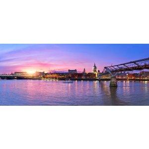 9月22-24日  London出发2晚双人游轮 海景房
