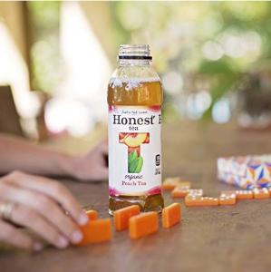 $14.80(18.50) Honest Tea Organic Fair Trade Peach Tea