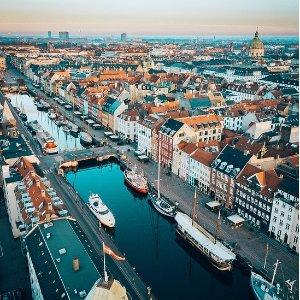 直飞往返$380起奥兰多--丹麦哥本哈根 往返机票好价