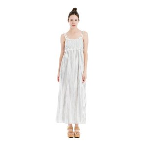 Max StudioSLEEVELESS MAXI DRESS