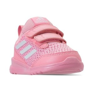 685511c0c7 AdidasNew inToddler Girls' AltaRun CF Athletic Sneakers from Finish Line
