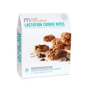 Milkmakers Oatmeal Chocolate Chip Cookies - 10ct : Target