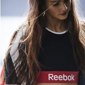 精选低至7折+额外无门槛7折Reebok 开学季热促正价商品加入 经典好穿复古鞋