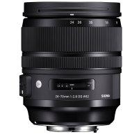 Sigma 24-70mm f2.8 DG OS HSM ART 镜头 佳能口