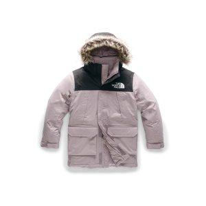 The North Face 儿童冬季服饰鞋履促销