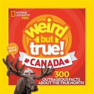 《加拿大的300个震惊事实》