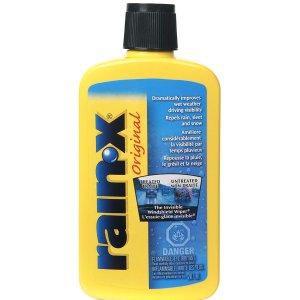 Rain-X 汽車擋風玻璃驅水劑 207ml