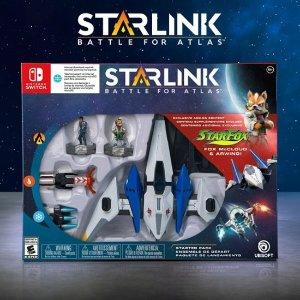 再降$2 $5.99补货:《星链 阿特拉斯之战 启动包》Switch 实体版