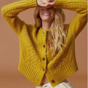 低至3折 €38收衬衫Everlane 精选冬季必败 高级性冷淡风 气质小姐姐看过来
