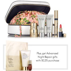 Free Cosmetics bag + Beauty Giftswith $80 Estee Lauder Purchase @ Neiman Marcus