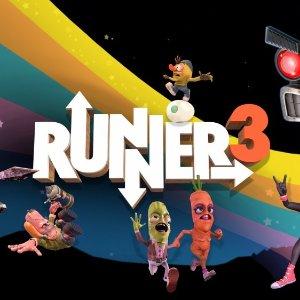$1.54(原价$22)Nintendo eShop官网《Runner3》趣味性音乐游戏
