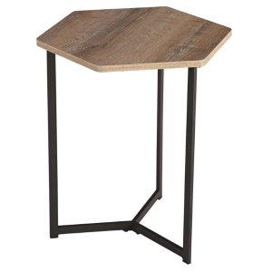 Canvas推荐款六角形边桌