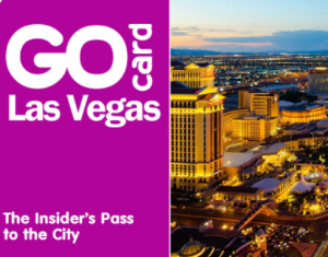 From $119 Save up to 55%Go Card Las Vegas Pass