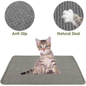 $28(原价$32.9)SlowTon 猫咪磨爪垫 让沙发逃过一劫