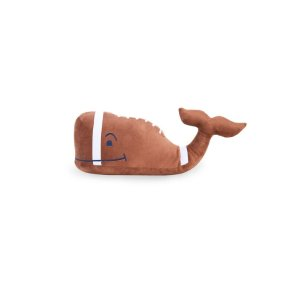 Vineyard Vines橄榄球造型小鲸鱼玩偶