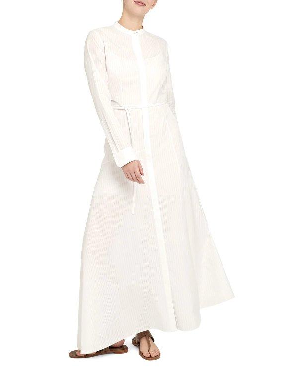 长款连衣裙