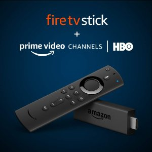 Fire TV 4K with Alexa Voice Remote, streaming media player