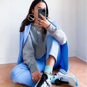 4折起+折上75折 运动背心€21收上新:Nike官网 蓝色专场 瑜伽内衣、leggings、神仙配色网球鞋都有