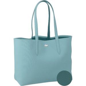 LacosteAnna 双面购物袋 浅蓝